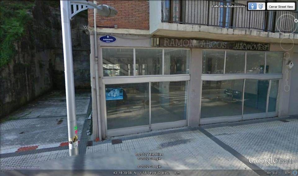 A 100 mts de la estación del Topo, local apto para exposición, taller limpio, oficinas etc...200 m2 en planta + zona privada exterior