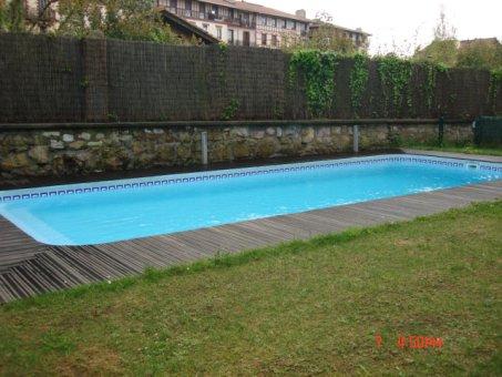 Ategorrieta, const reciente,Impecable,  piscina, 2 garajes trastero
