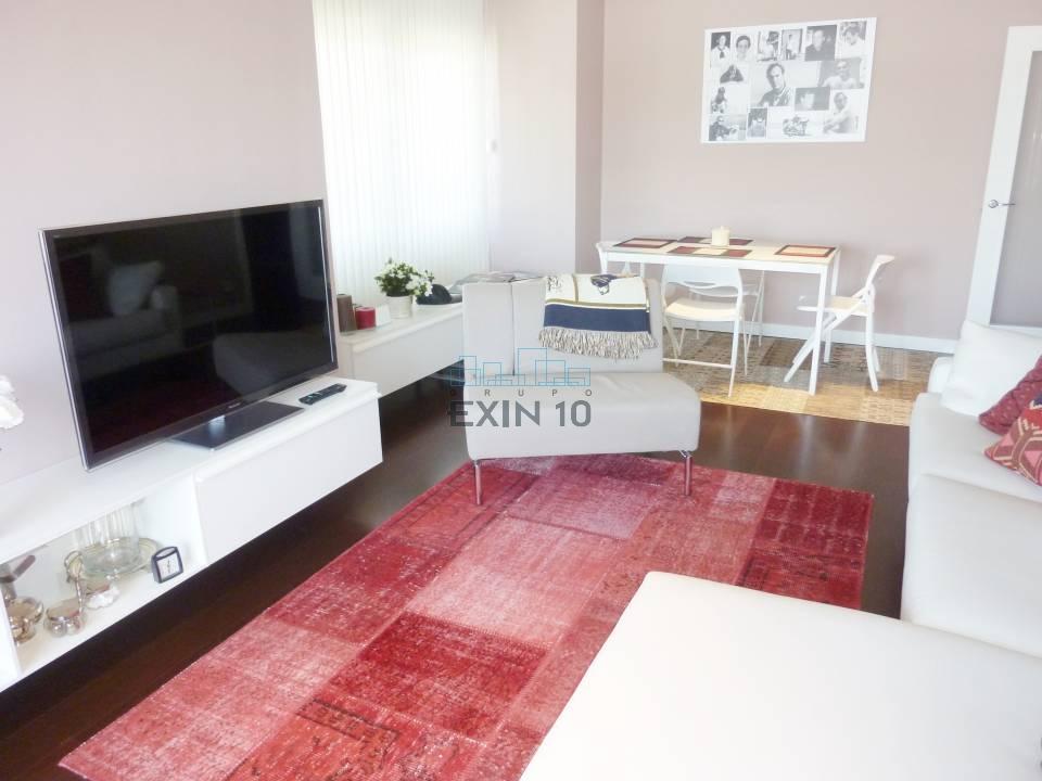 Aiete, Magnifica vivienda renovada íntegramente con un gusto exquisito de 106 m² cuadrados con trastero y garaje cerrado para dos coches.